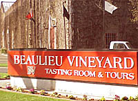 Beaulieu Vineyards, Rutherford