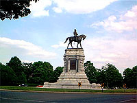 Monument Avenue, Richmond