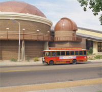 New Mexico Museum of Natural History & Science, Albuquerque
