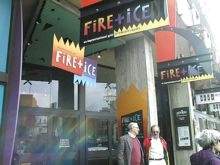 Fire & Ice Restaurant, Cambridge