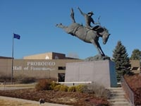 Pro Rodeo Hall of Fame, Colorado Springs