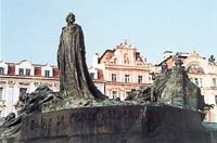 Jan Hus Memorial (Pomník mistra Jana Husa), Prague