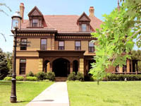 Overholser Mansion, Oklahoma City