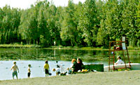 Goose Lake Park, Anchorage