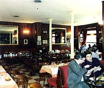 Gran Cafe de Gijón, Madrid
