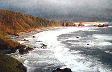Cannon Beach, Cannon Beach