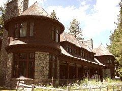 Ehrman Mansion, Tahoe City