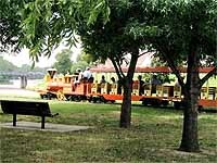 Forest Park Miniature Train, Fort Worth