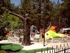 Magic Carpet Golf Lake Tahoe, South Lake Tahoe