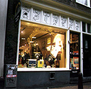 Outland Records, Amsterdam