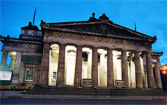 Royal Scottish Academy (The), Edinburgh