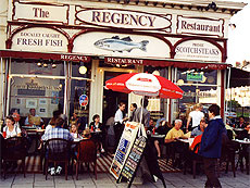 Regency Restaurant (The), Brighton