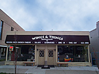 Wings & Things, Salt Lake City