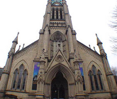 St James Anglican Cathedral, Toronto