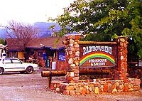 Rainbows End Steakhouse & Saloon, Sedona