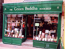 Green Buddha Bookshop (The), Brighton
