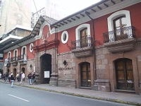 Casa Colorada and Santiago Museum, Santiago