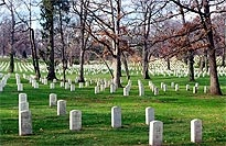 Arlington National Cemetery, Fort Myer