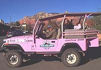 Pink Jeep Tours, Sedona