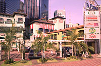 Pueblo (El) and St. Francis Square, Pasig