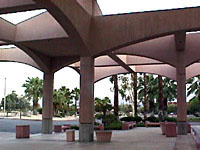Palm Springs Convention Center, Palm Springs