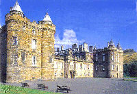 Palace of Holyroodhouse, Edinburgh
