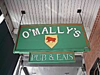O'Mally's Irish Pub, Sacramento