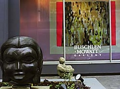 Buschlen Mowatt Galleries, Vancouver