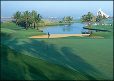 Dubai Creek Golf & Yacht Club, Dubai