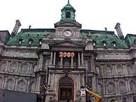 City Hall, Montreal