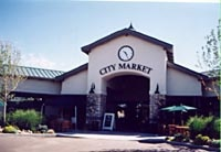 City Market, Eagle