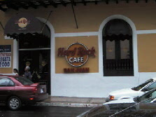 Hard Rock Cafe, San Juan Antiguo