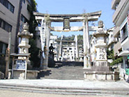 Suwa Shrine, Nagasaki-Shi