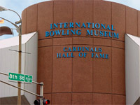 Bowling Hall of Fame, St Louis