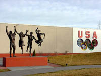 US Olympic Complex, Colorado Springs