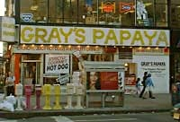 Gray's Papaya, New York City
