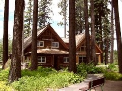 Gatekeeper's Log Cabin Museum, Tahoe City