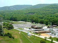 Shepherd of the Hills Fish Hatchery Conservation Centre, Branson
