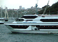 Captain Cook Cruises, Sydney