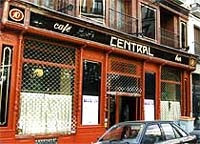 Cafe Central, Madrid