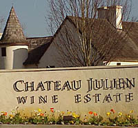 Château Julien Wine, Carmel-by-The-Sea