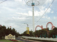 Six Flags Over Texas, Arlington