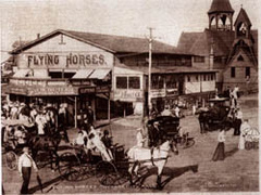 Flying Horses Carousel (The), Oak Bluffs