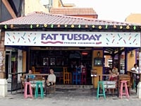 Fat Tuesday, Fracc Santa Anita