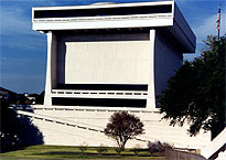 Lyndon Baines Johnson Library & Museum, Austin