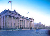The Scottish National Gallery, Edinburgh
