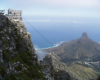 Table Mountain Aerial Cableway, Cape Town