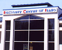 Discovery Center of Idaho, Boise