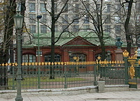 Domik Petra Pervogo (The Cabin of Peter the Great), St. Petersburg