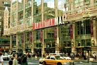 Manhattan Mall, New York